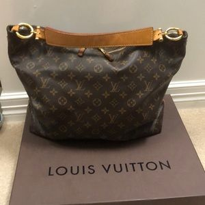 Authentic Louis Vuitton Monogram Sully